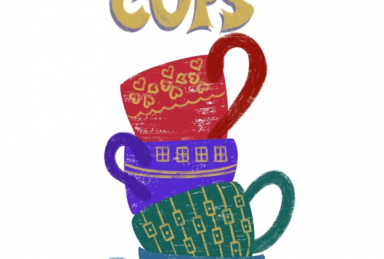 Happy Cups - student project