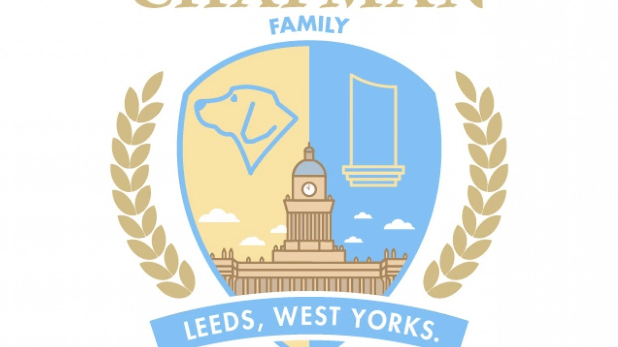 Chapman Family Crest - student project