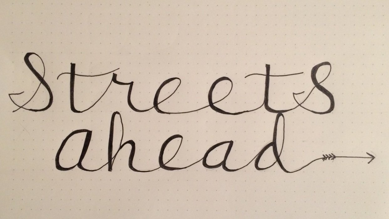 Streets ahead - student project