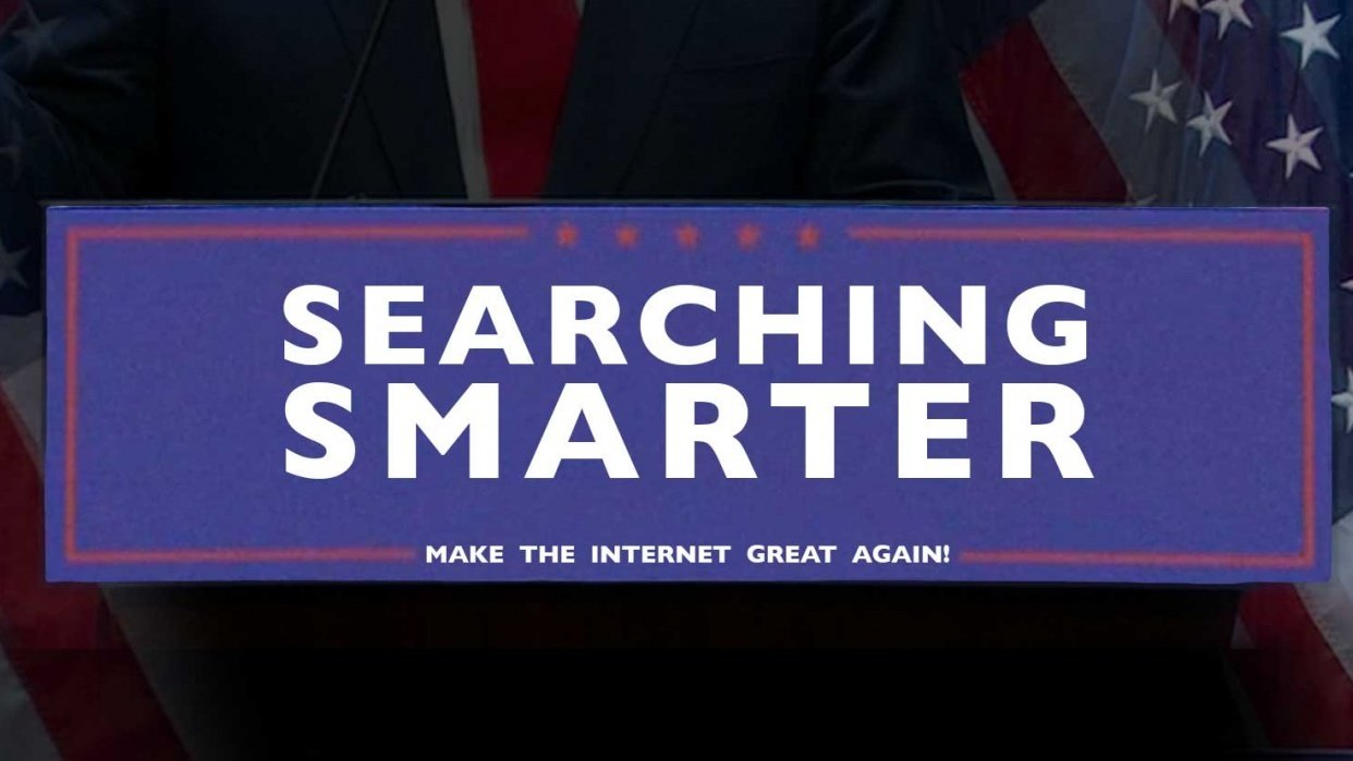 Searching smarter - student project