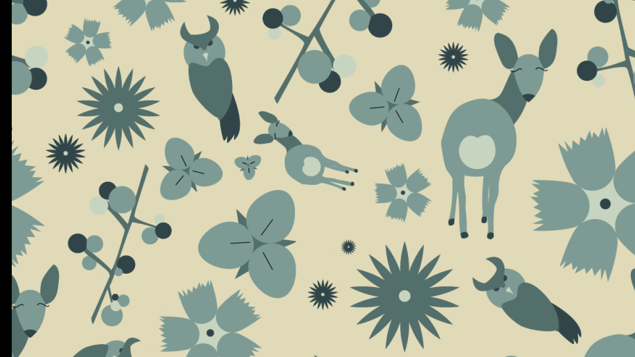 Yay for Pattern Design!  - student project