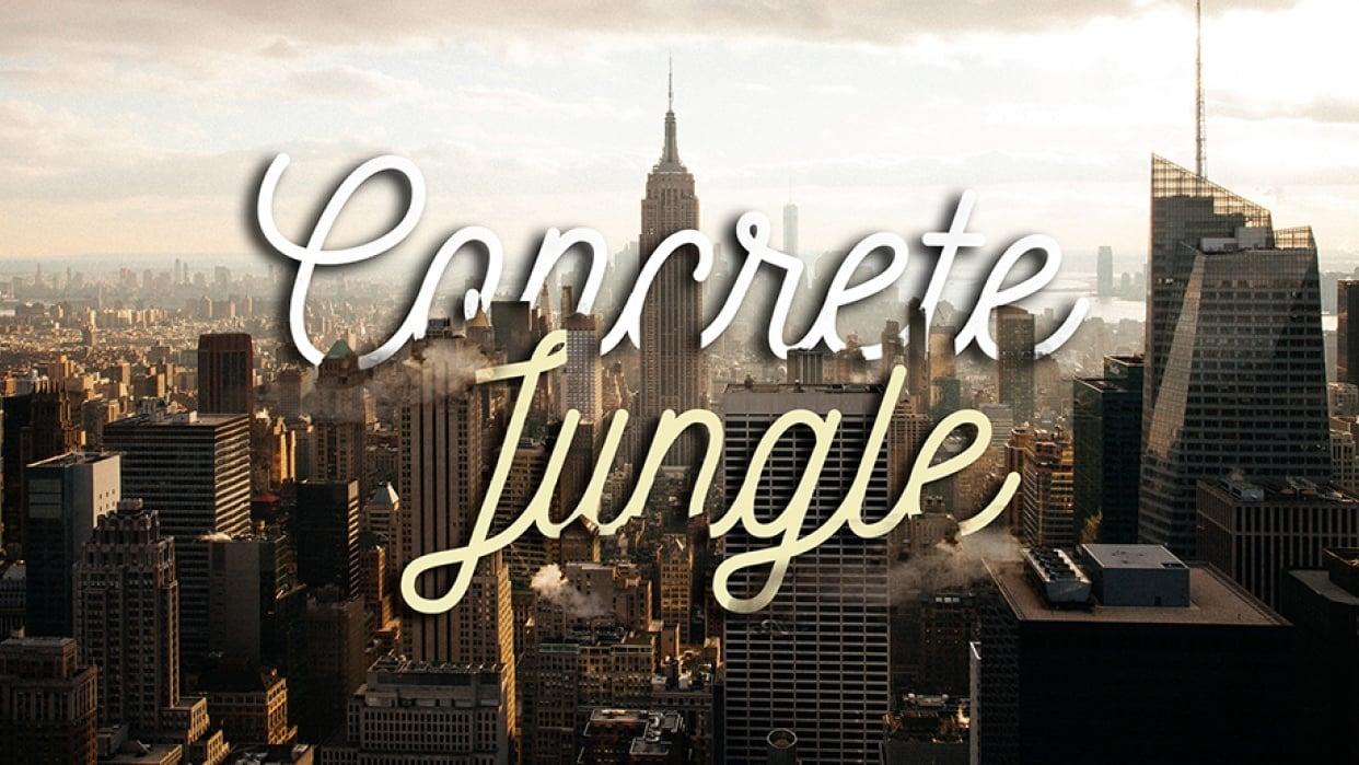 Concrete Jungle - student project