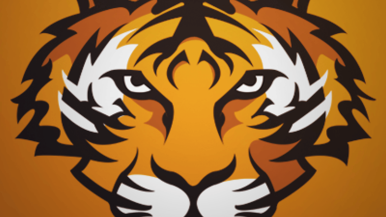 Tiger Mascot Example - student project