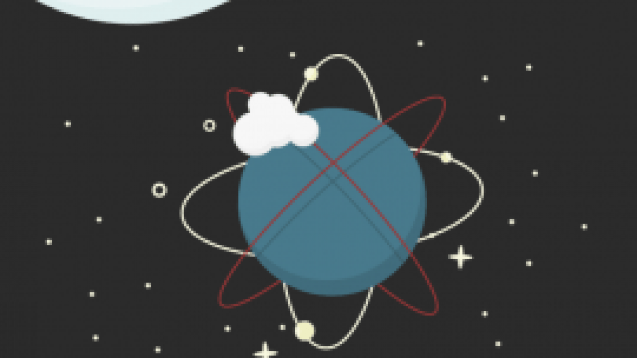 Space.. maybe. Or characters - student project