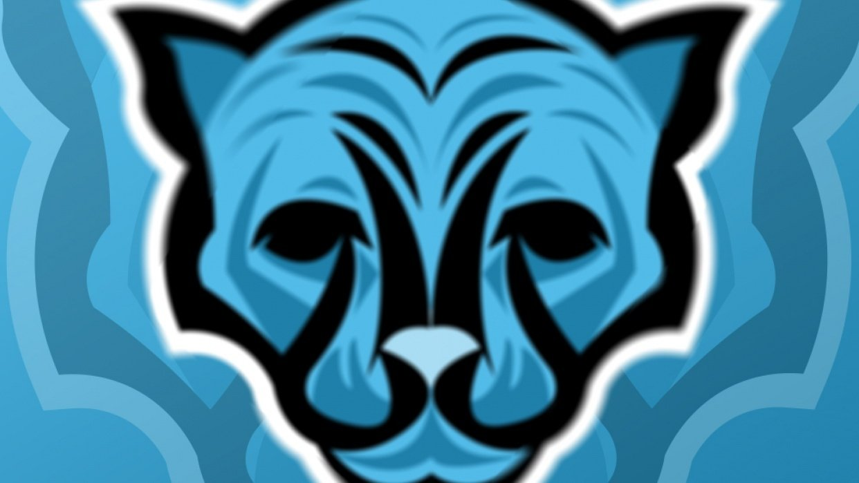 Panther Esports Logo - student project