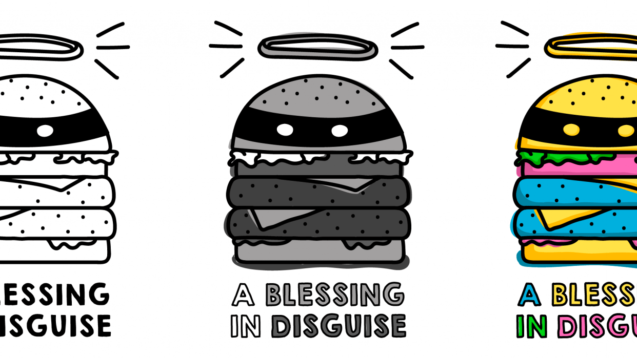 A blessing in disguise  - student project
