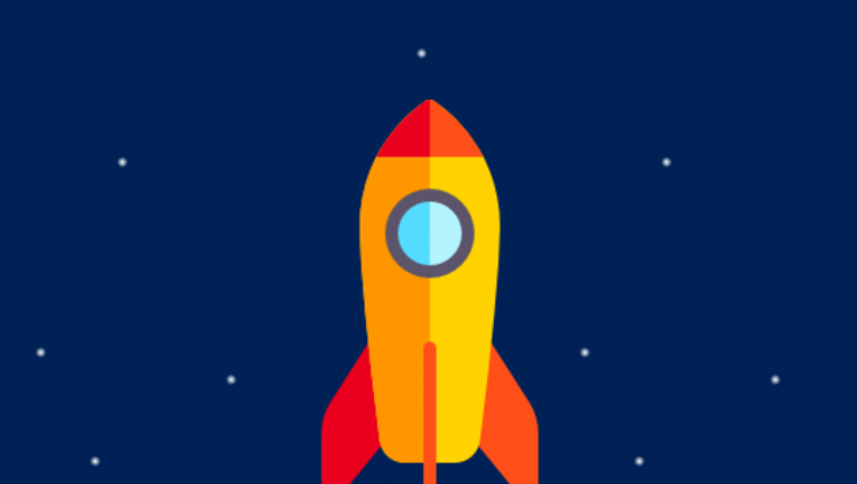 Rocket Launch Sequence - JS - student project