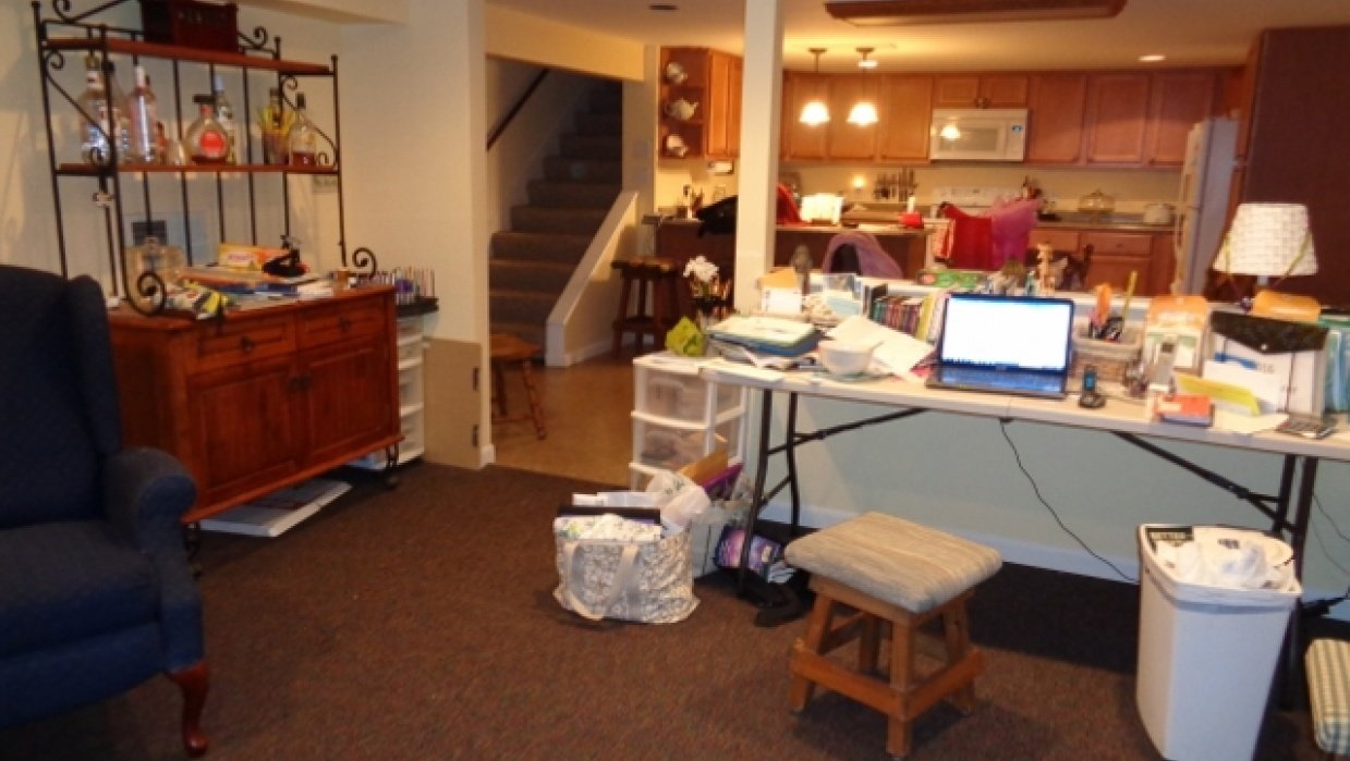 365 Days of Cleaning, Clearing, Organizing my Home. - student project