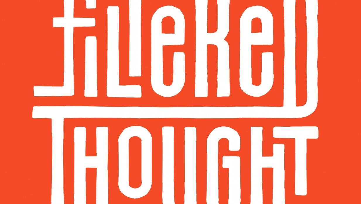 Filtered Thought Logo Concept - student project