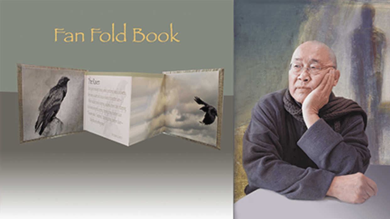 Fan Fold Book - student project