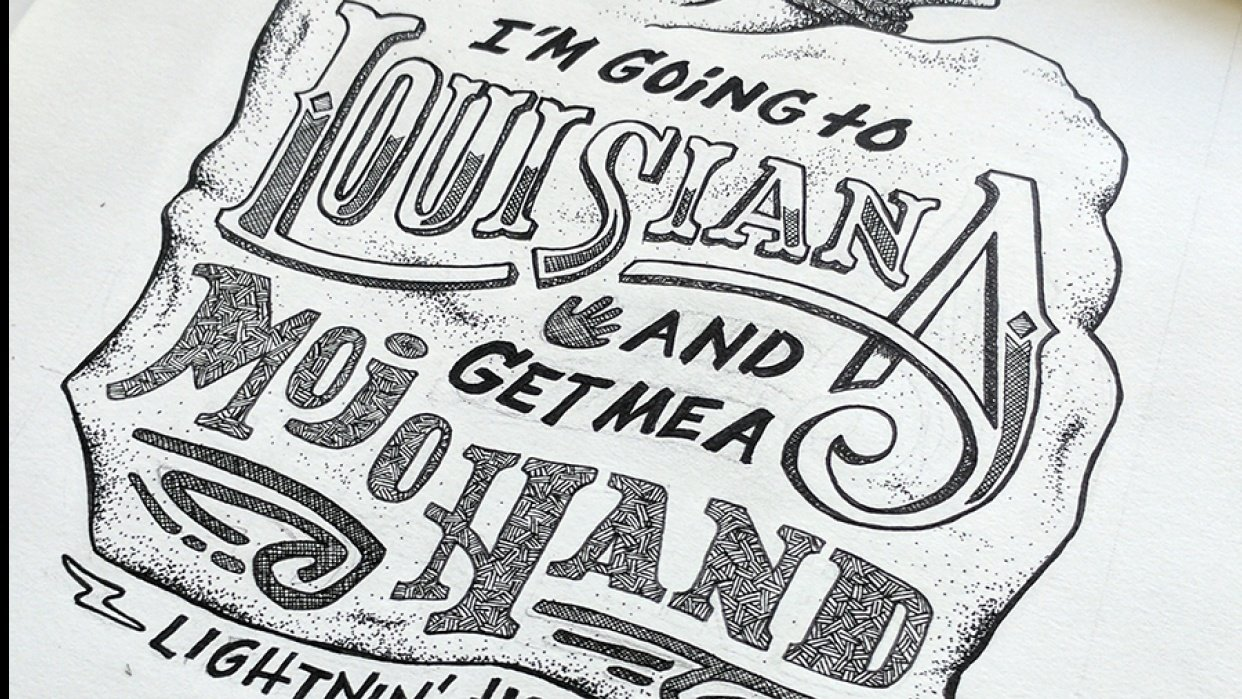 I'm Going to Louisiana - student project