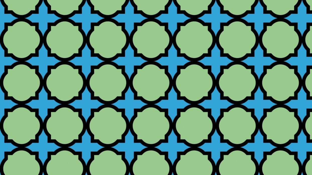 Exotic Patterns - student project