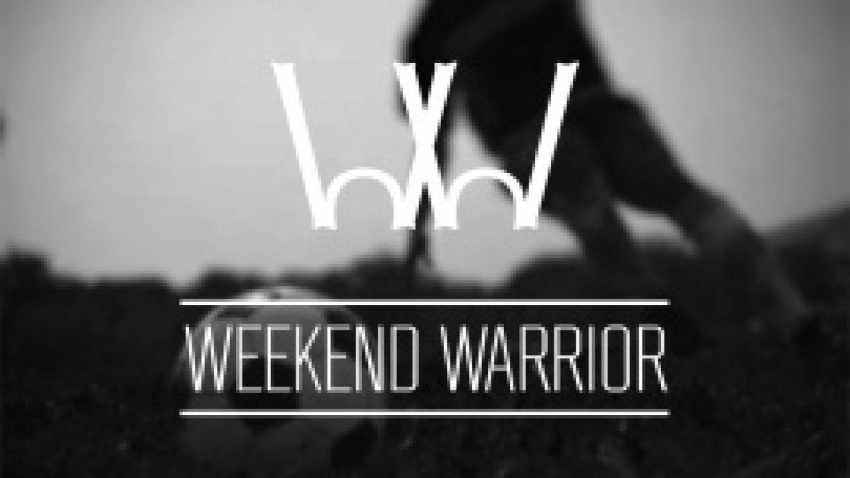 Weekend Warrior - student project