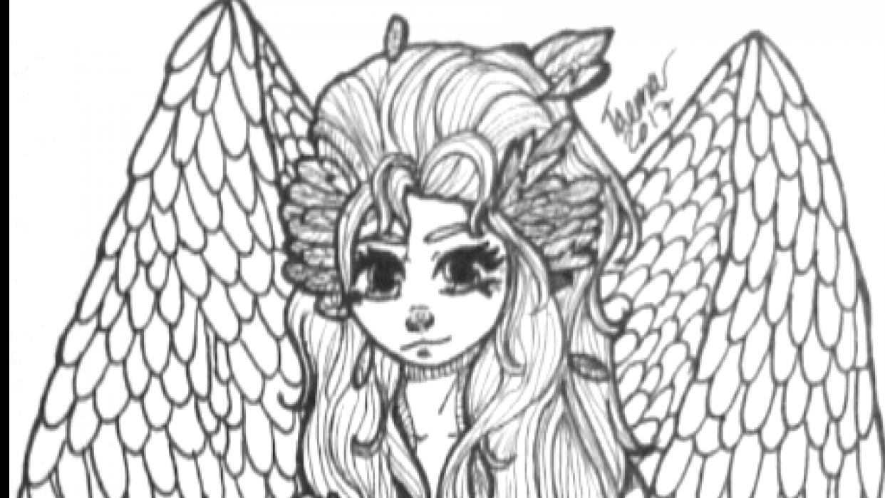 Dove Lady? - student project