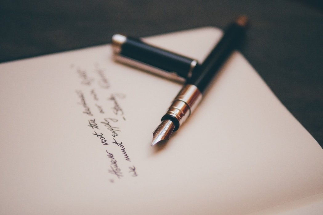 How I fell in love with writing - student project