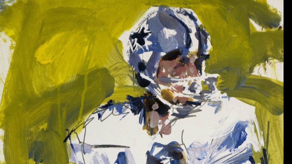 Expressive Brushwork Project - student project