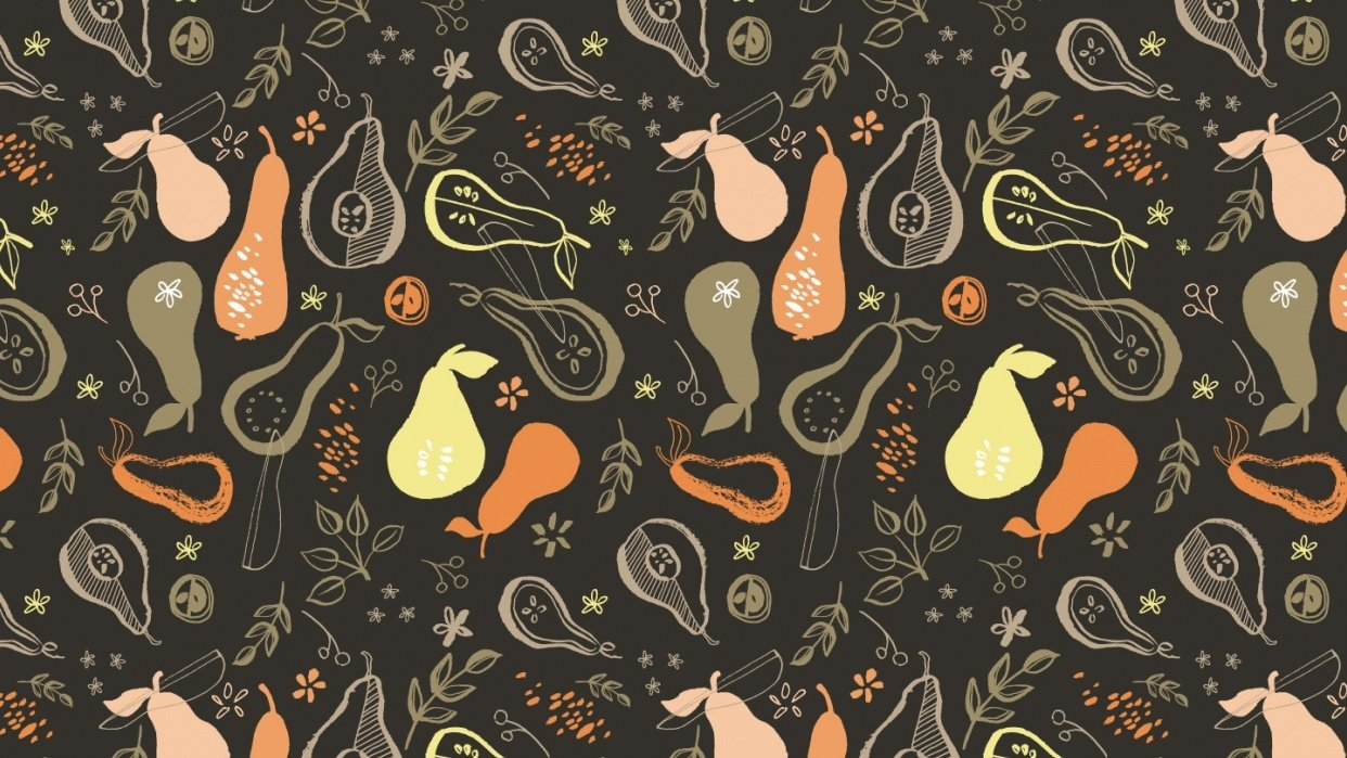 Pears Pattern - student project