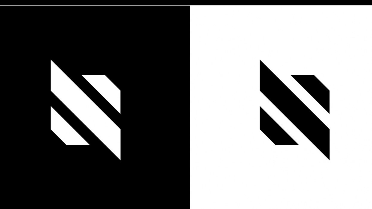 N Logo - student project