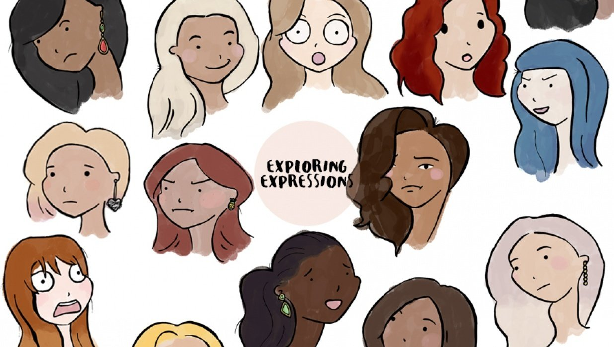 Exploring expressions  - student project