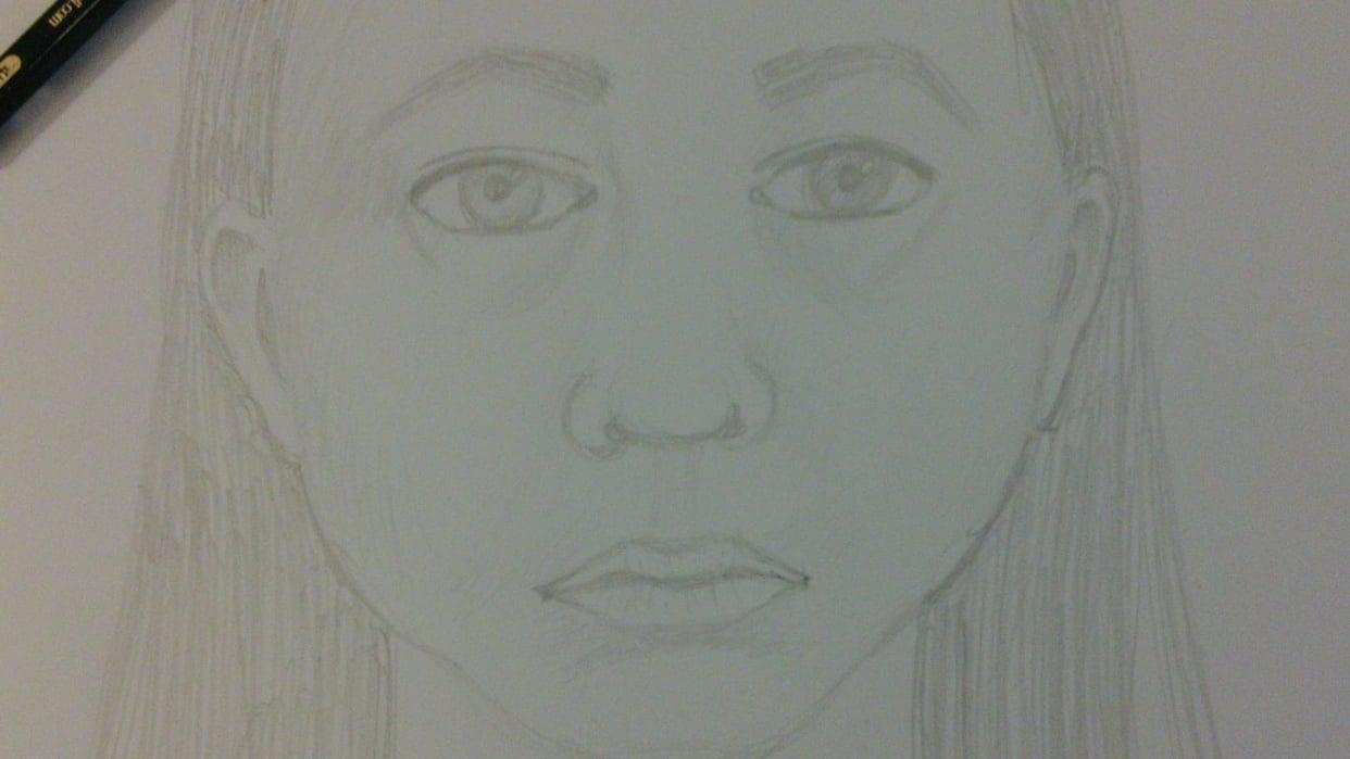 Self portrait of sorts - student project
