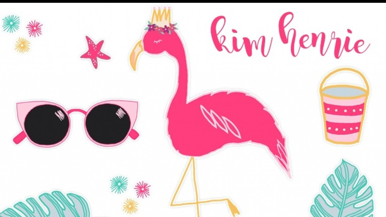 Dancing Flamingo - student project
