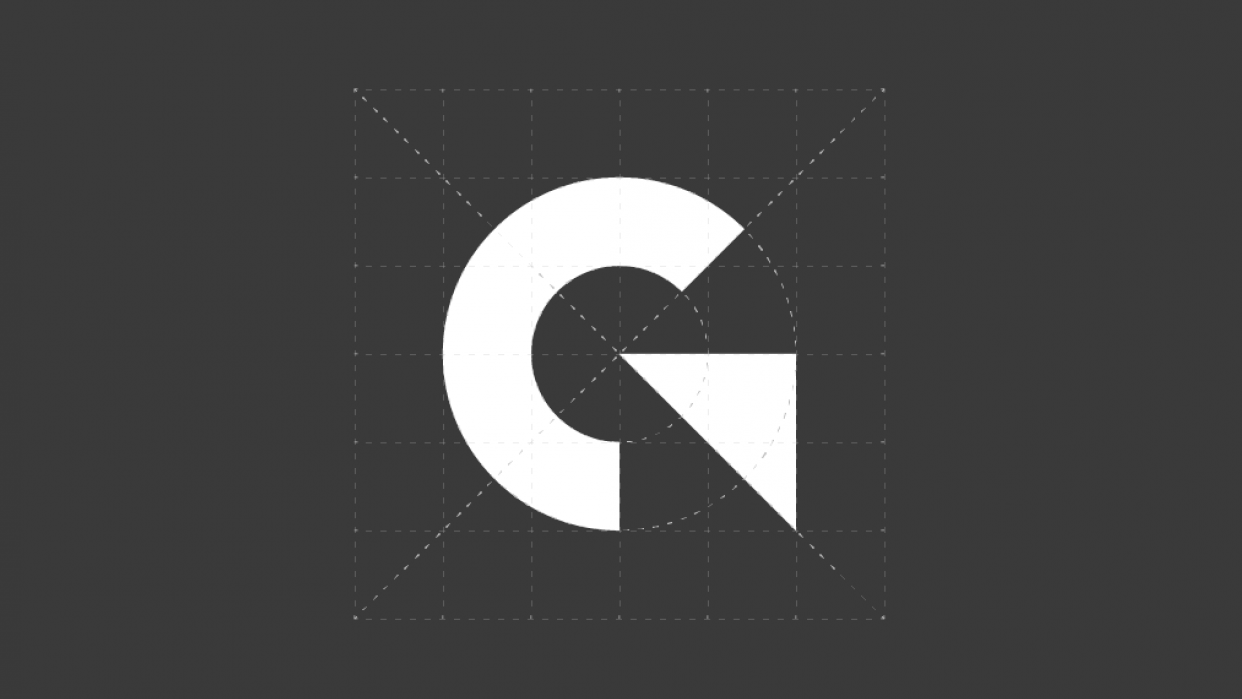 G logo - student project