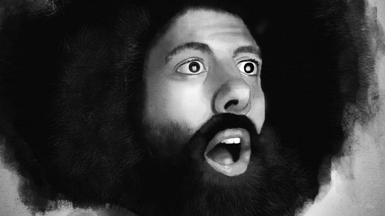 Reggie Watts Portrait - student project