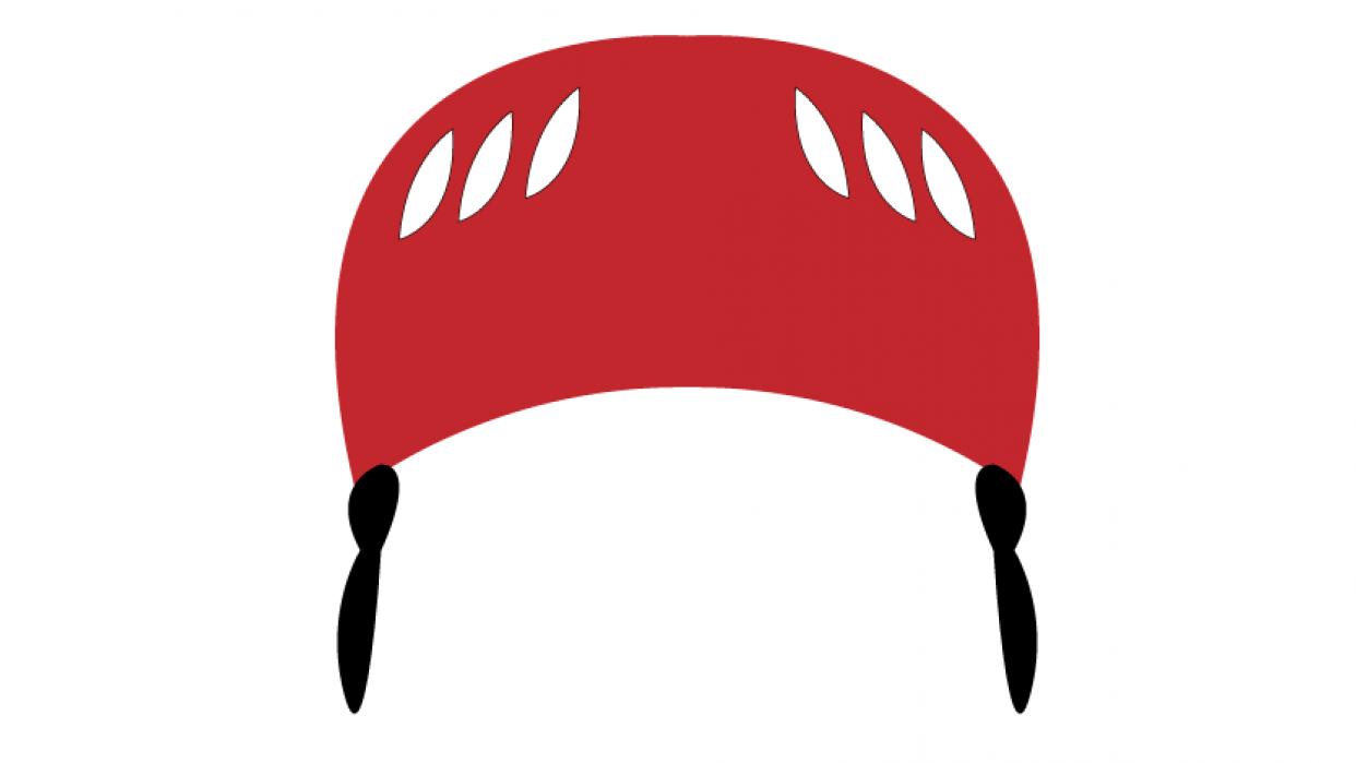 Helmet - student project