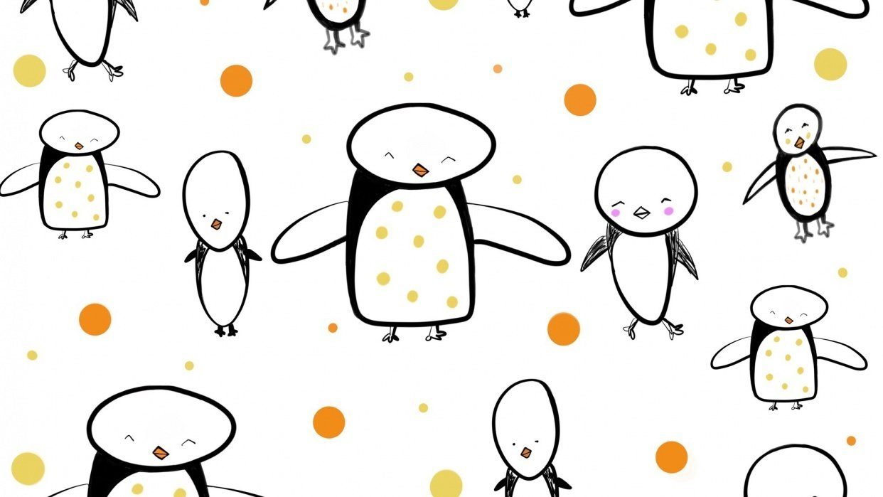 Dance of the Penguins - student project