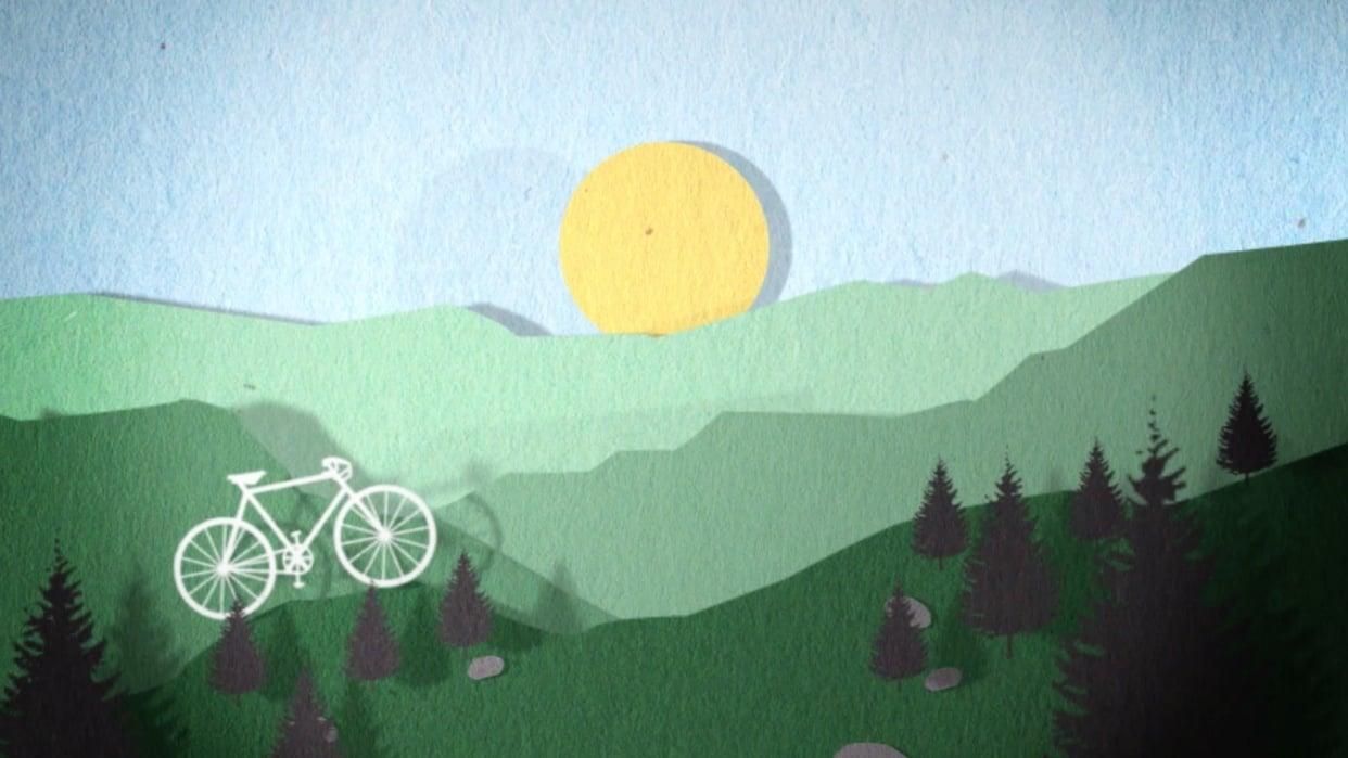 Mountain Bike  - student project