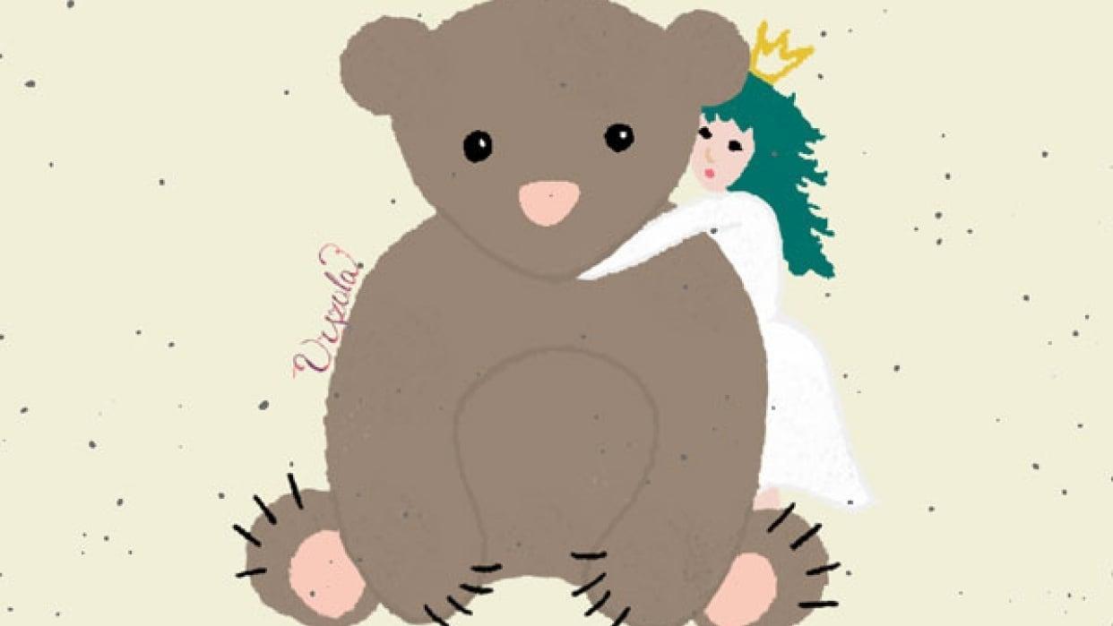 Urszula the little female bear - student project