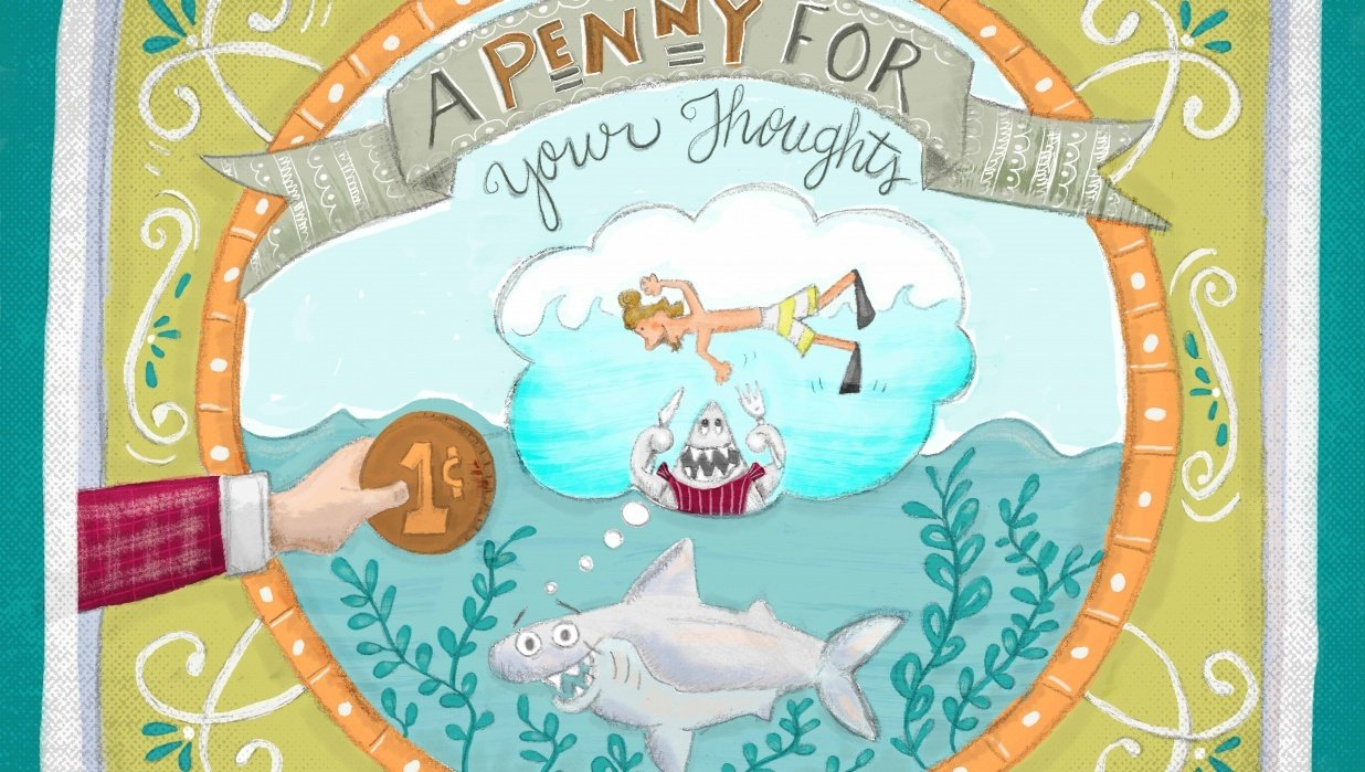 A Penny For Your Thoughts - student project