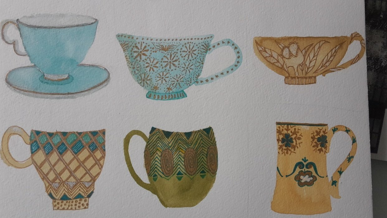 Tea for six - student project