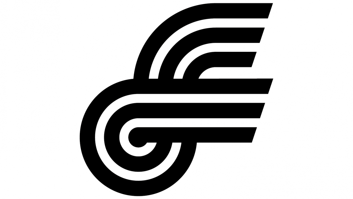 F lettermark  - student project