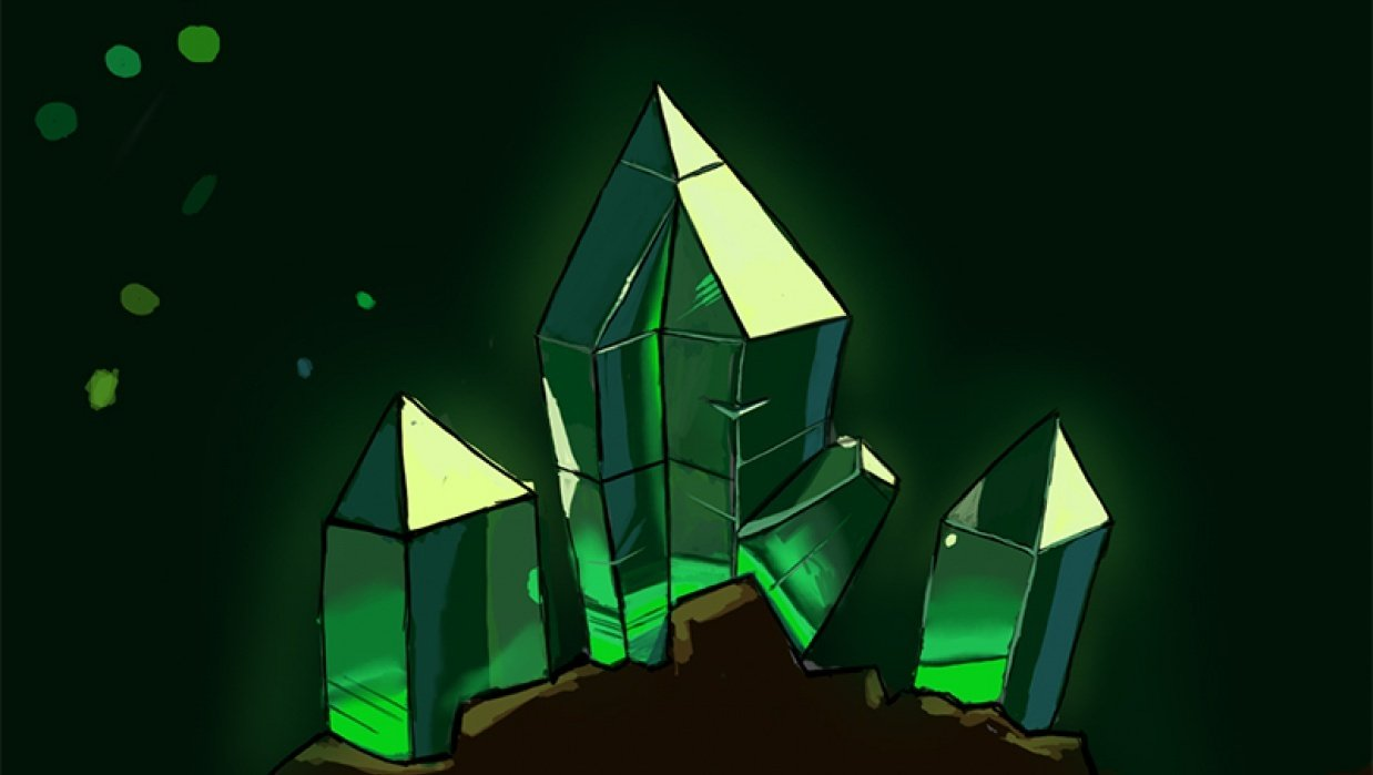 Crystal Sketching (WIP) - student project