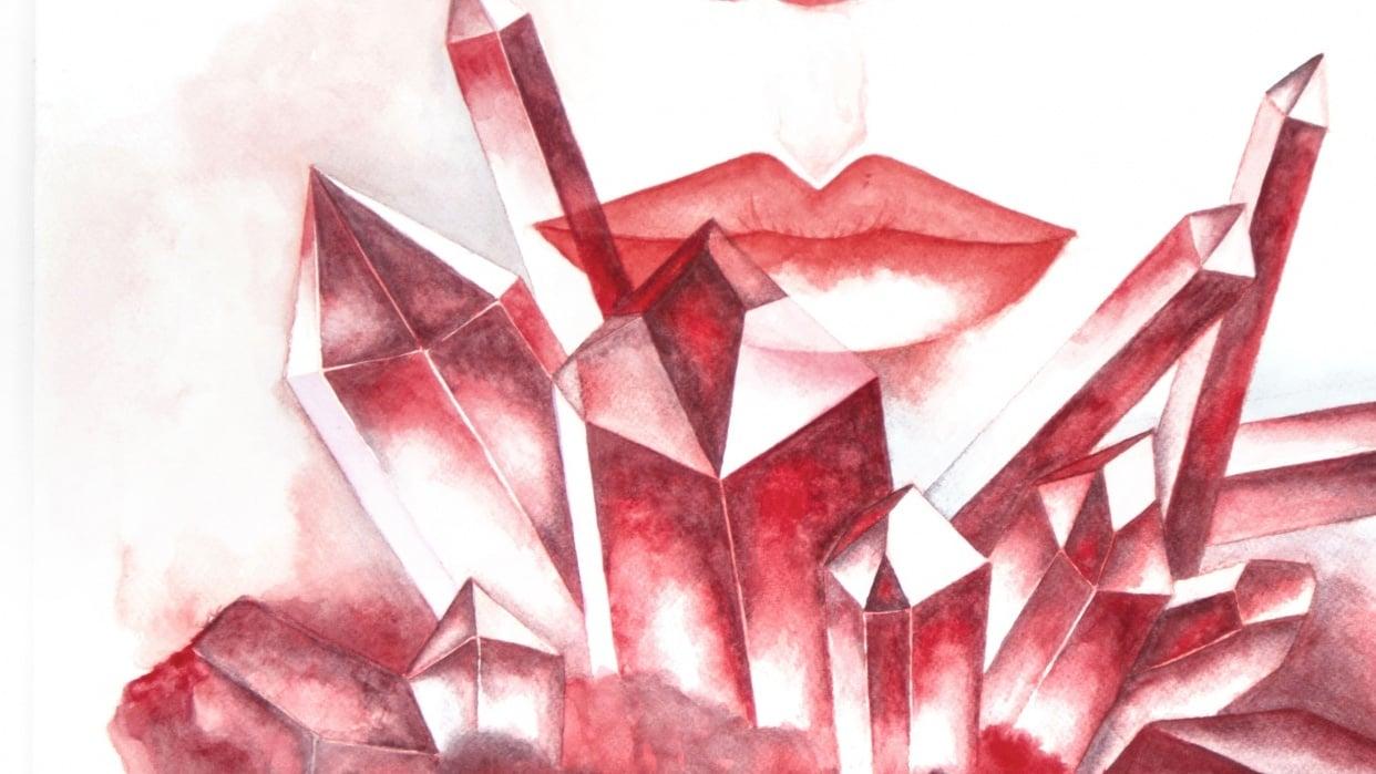 Ruby Tuesday ♪♫ | Ariana Iacono - student project