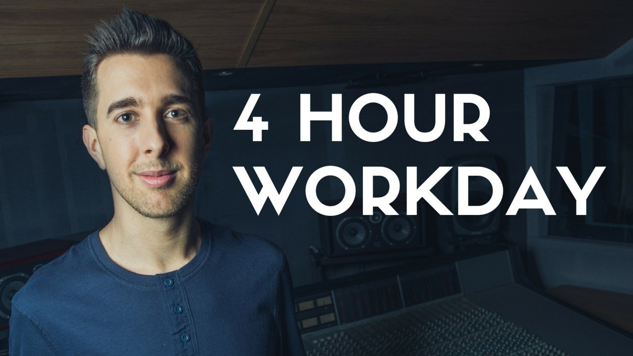 The 4 Hour Workday - student project