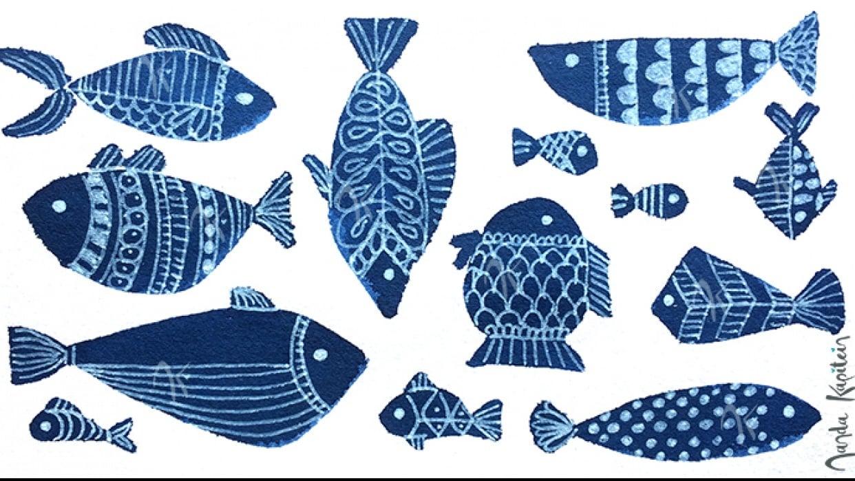 Logo design for Studio Viskom | Design & Illustration - student project