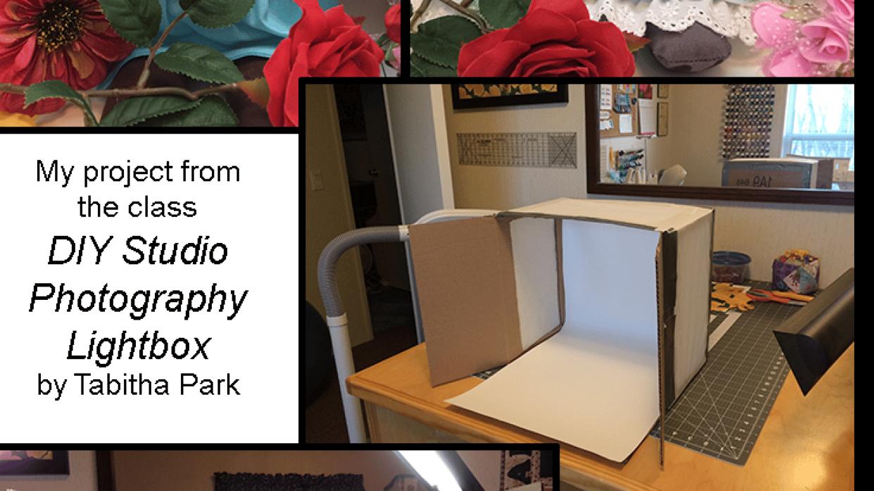 Love my light box! - student project