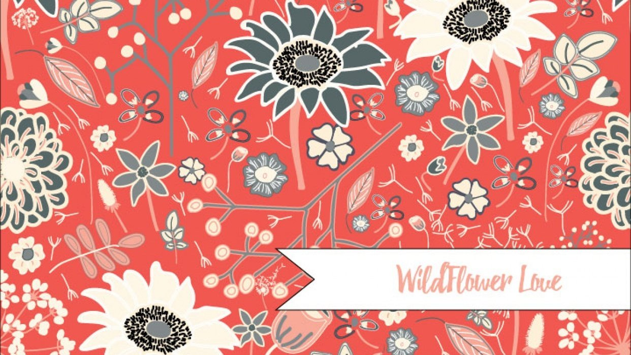 Wildflower Love - student project
