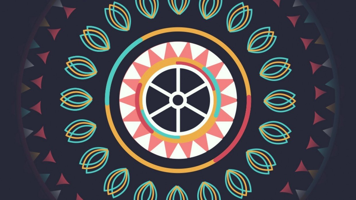 Mandala flow - student project