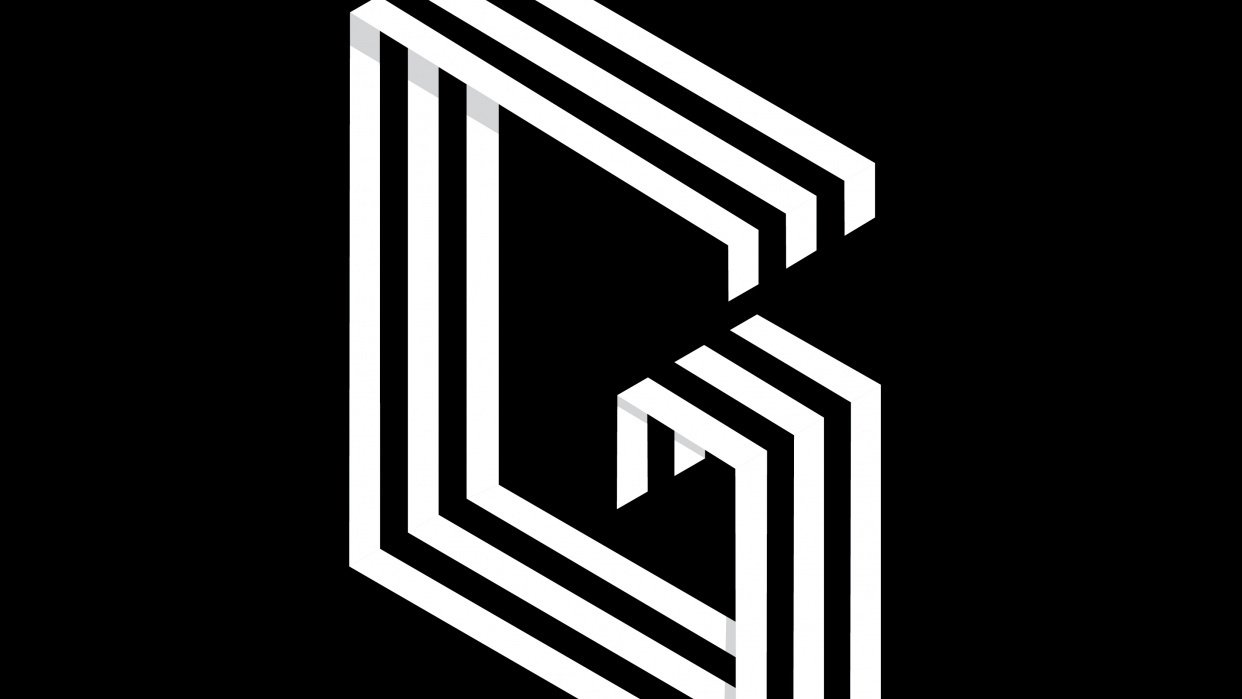 G Letter Mark - student project