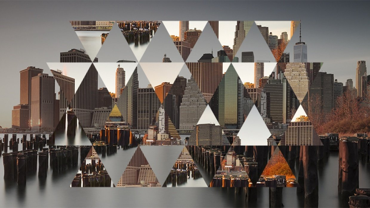 TriangleCity - student project