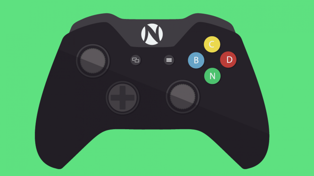 NBC_One Controller - student project