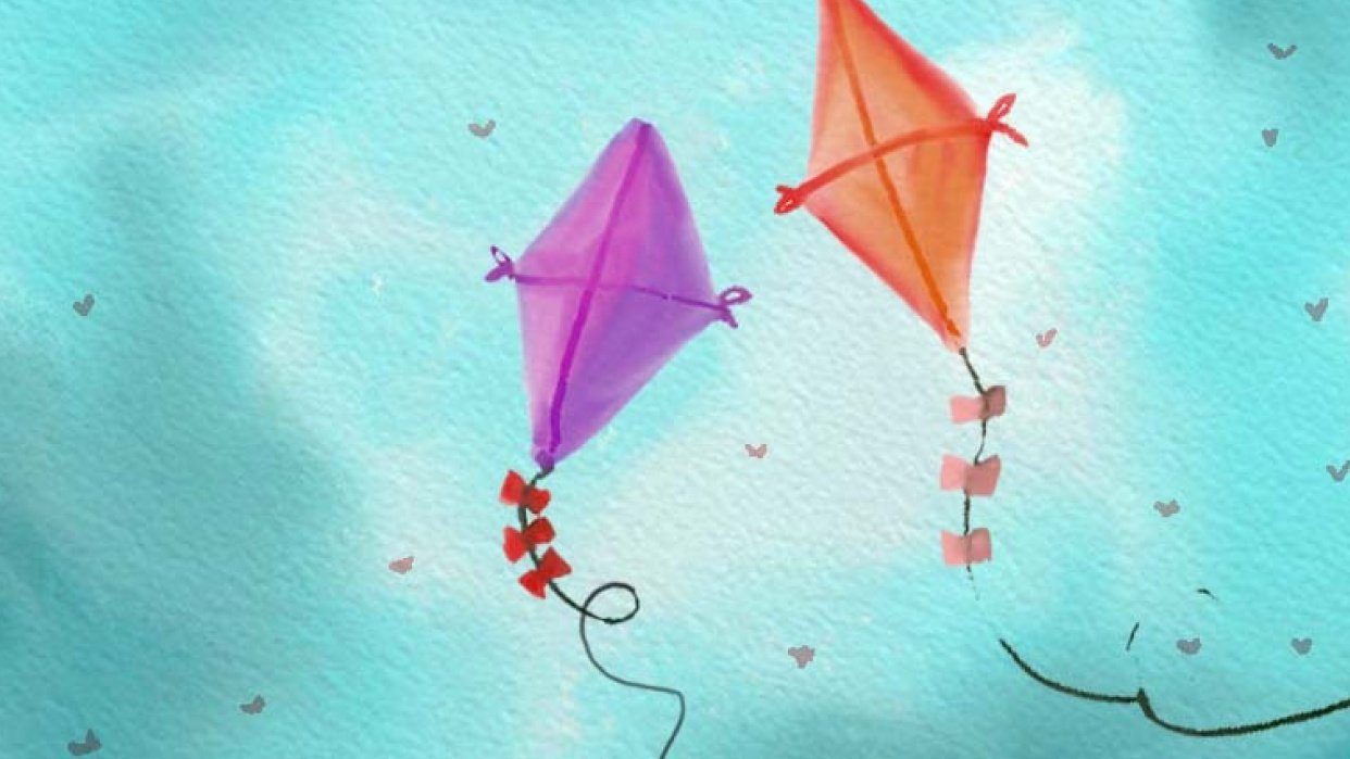 Kites - student project