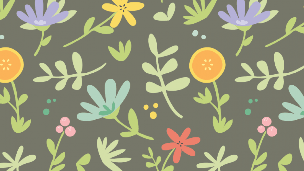 Bloom! pattern :) - student project