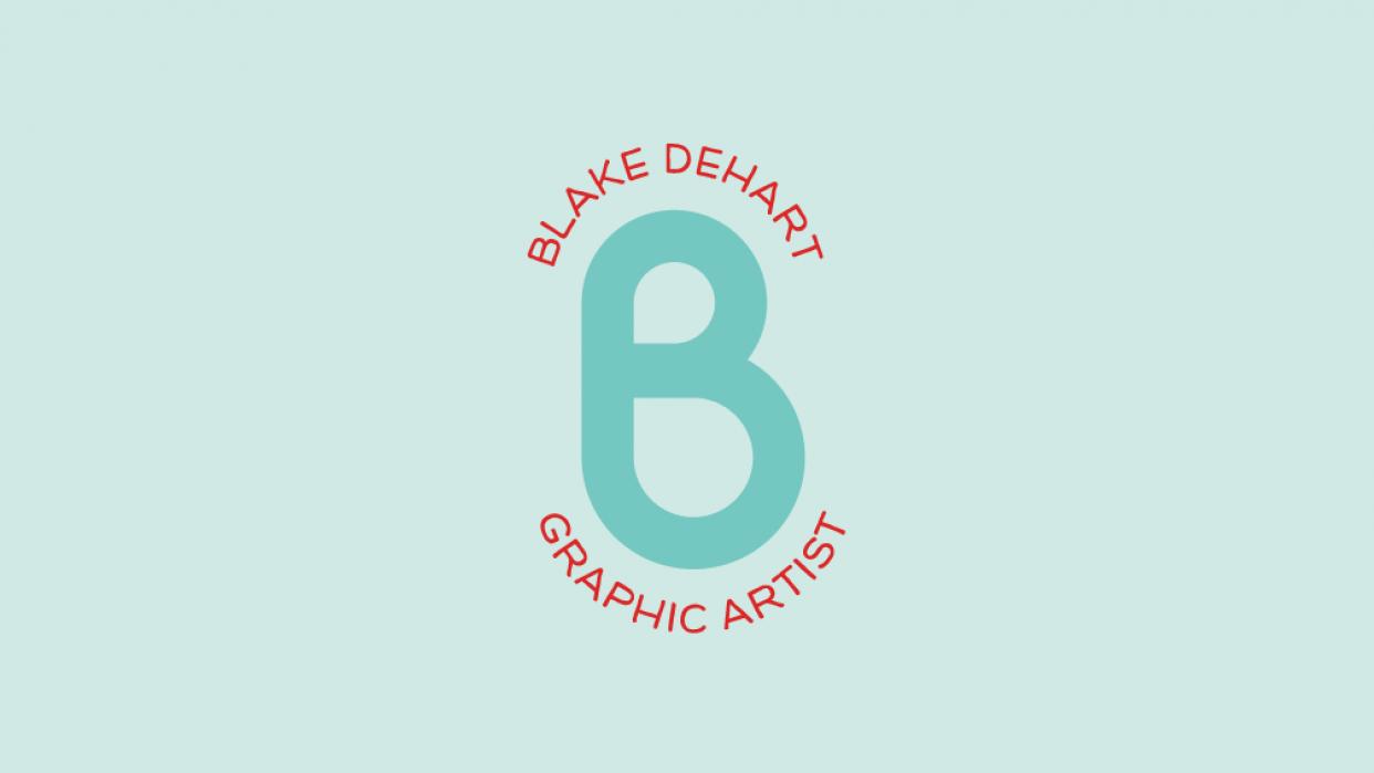 Blake DeHart: Graphic Artist Blog  - student project