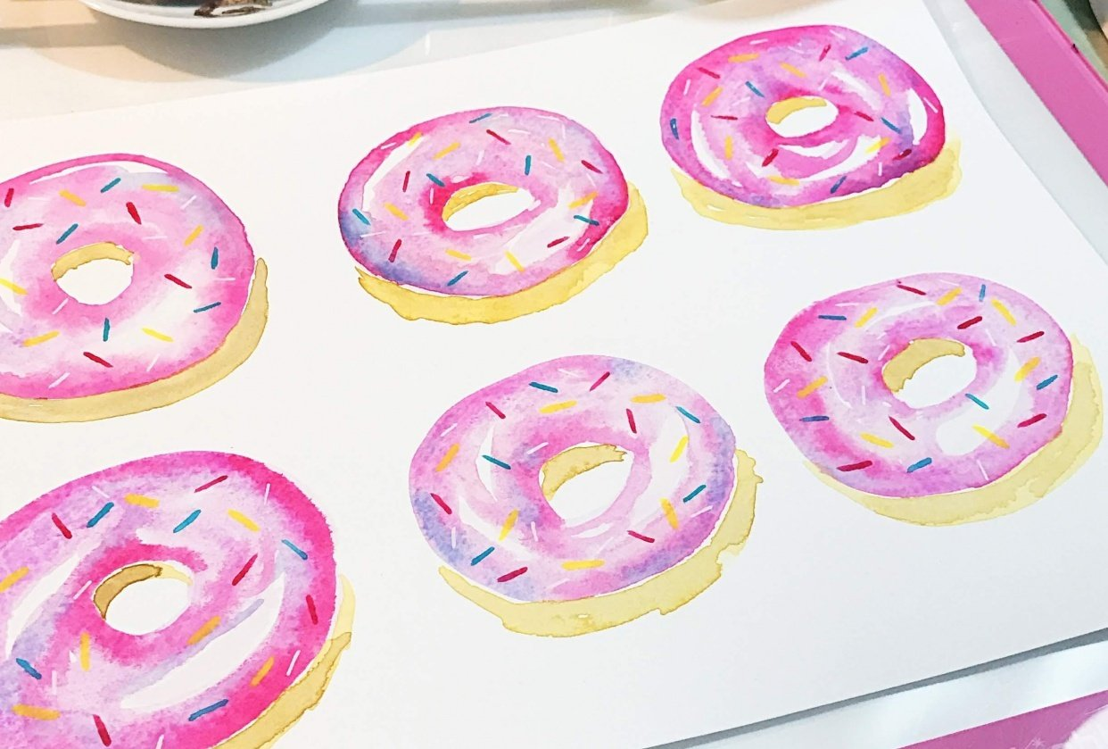 Donuts! - student project