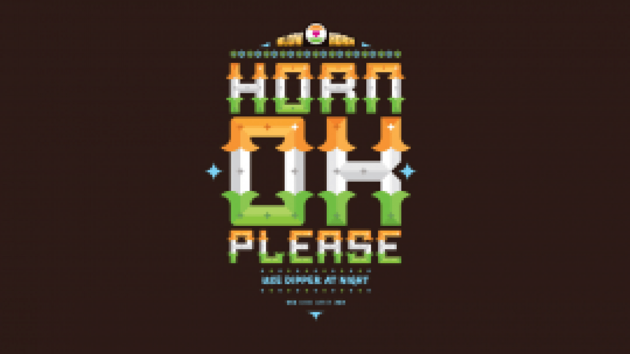 Horn OK Please - student project