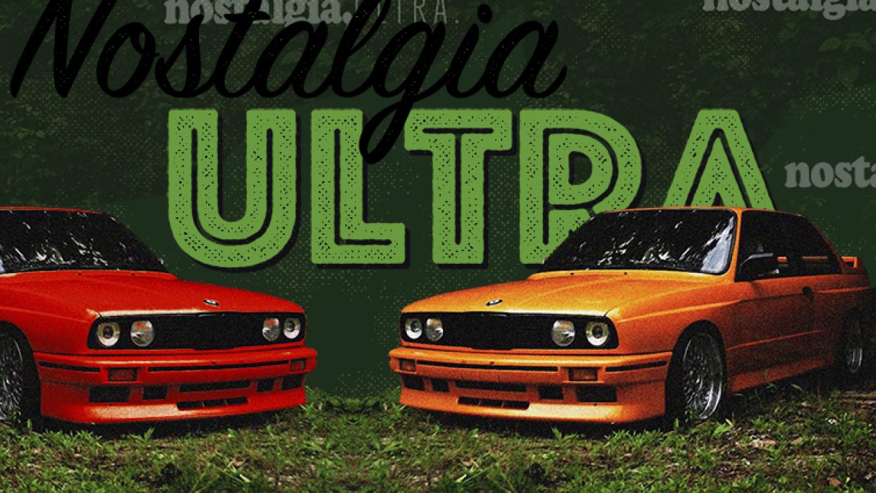 Nostalgia Ultra Remake - student project